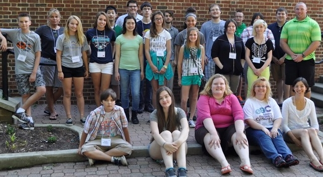 2015 D.R.I.V.E Entrepreneurship Camp, Marietta College