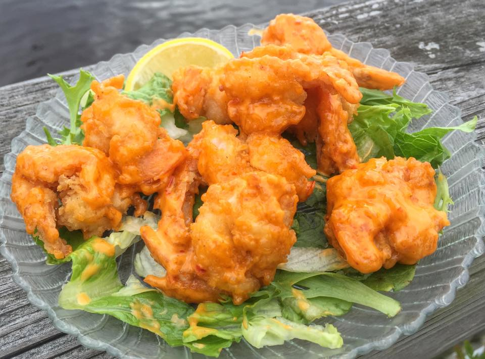 Our new Bodabang Shrimp Appetizer