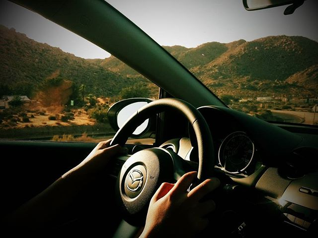 #desert #drive