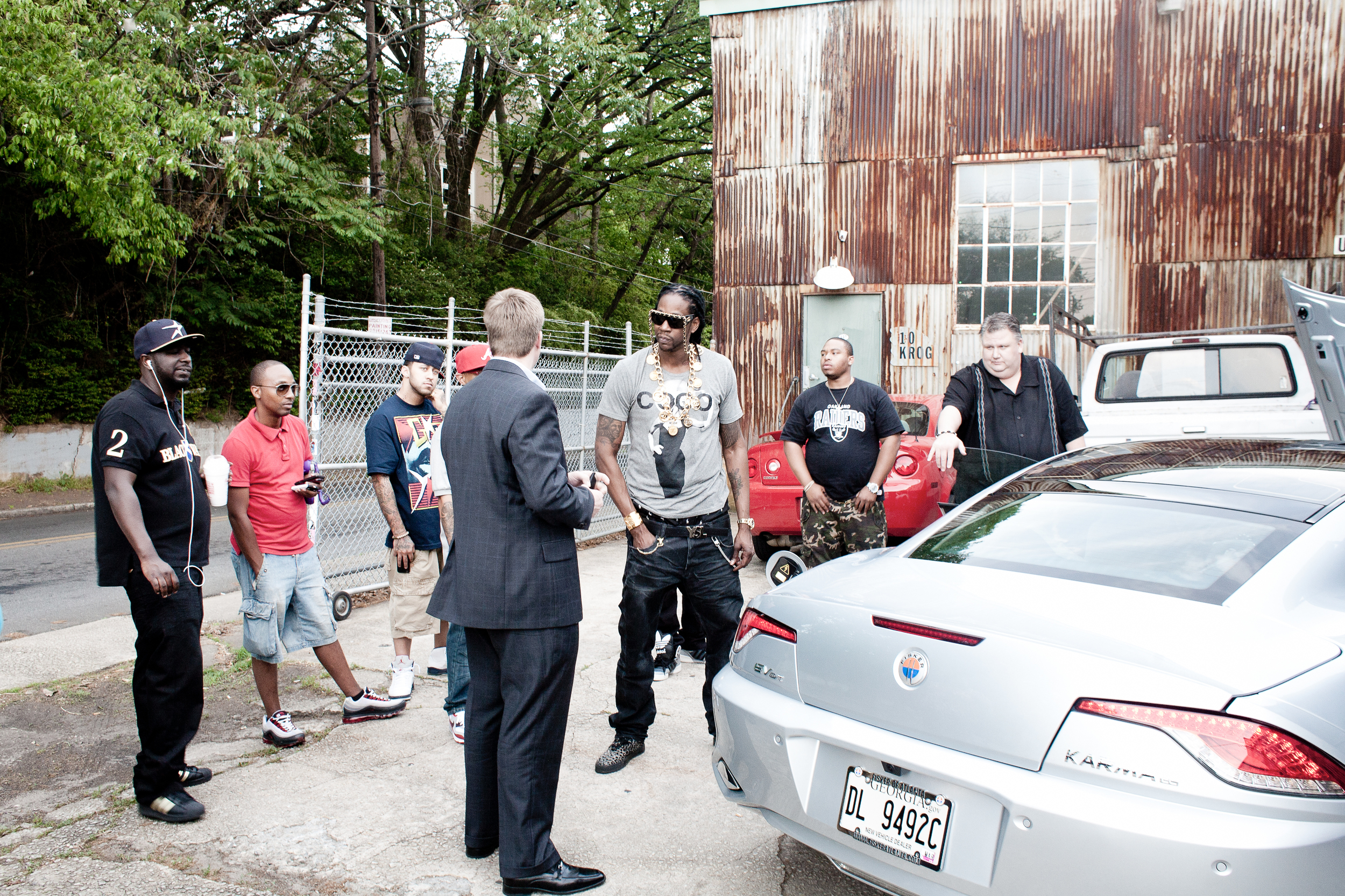 2 Chainz for The FADER