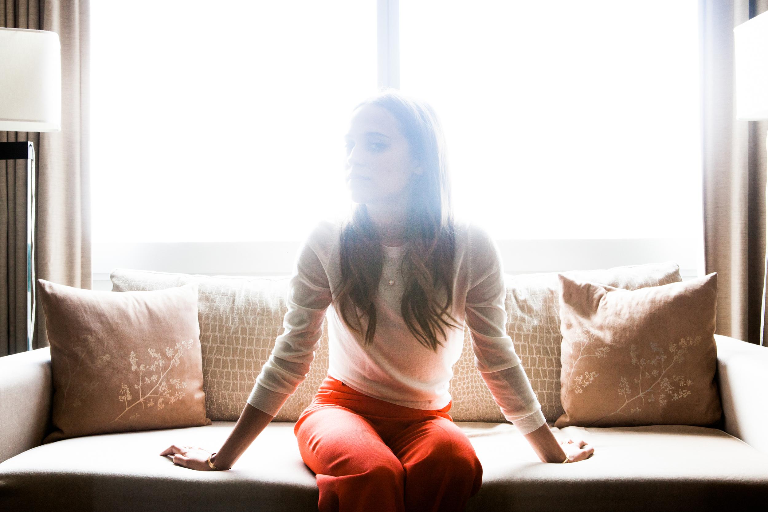 Alicia Vikander | The New York Times