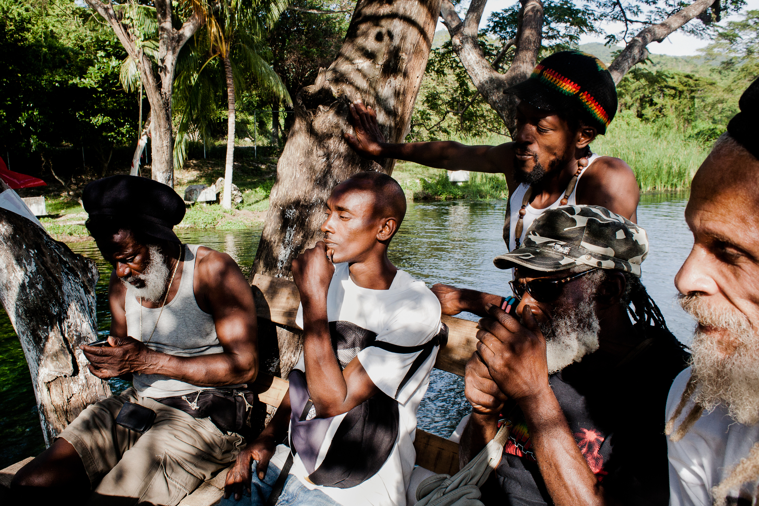 The Congos and Sun Araw for The FADER