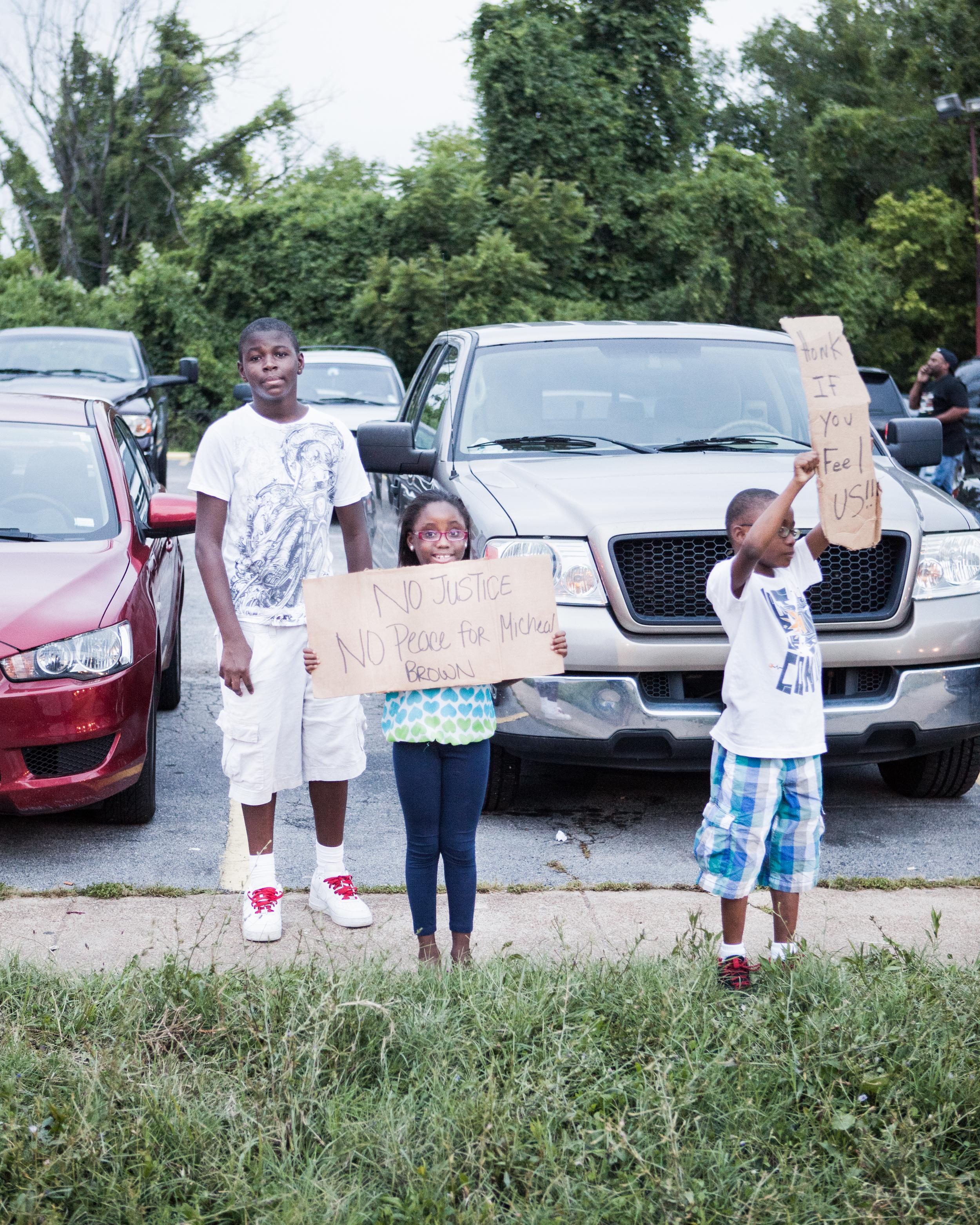 Ferguson, MO for The FADER