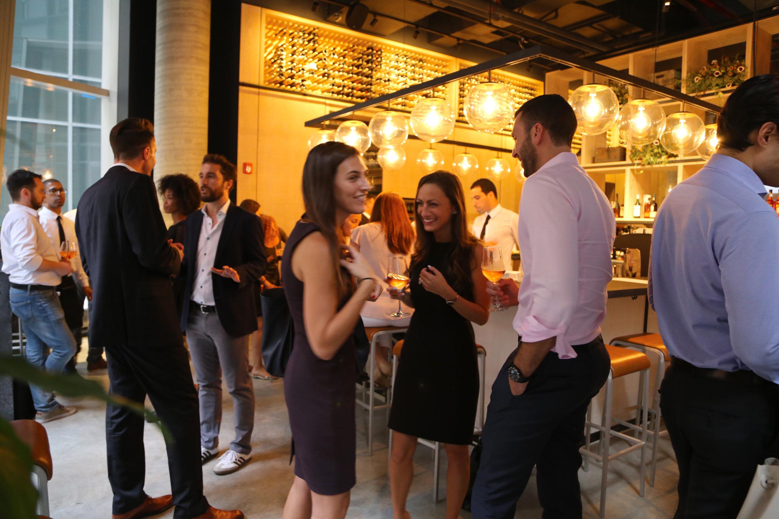 Guests - bar area - Tarallucci e Vino NoMad.