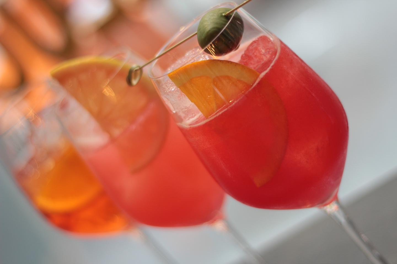 Cocktails - Tarallucci e Vino NoMad.