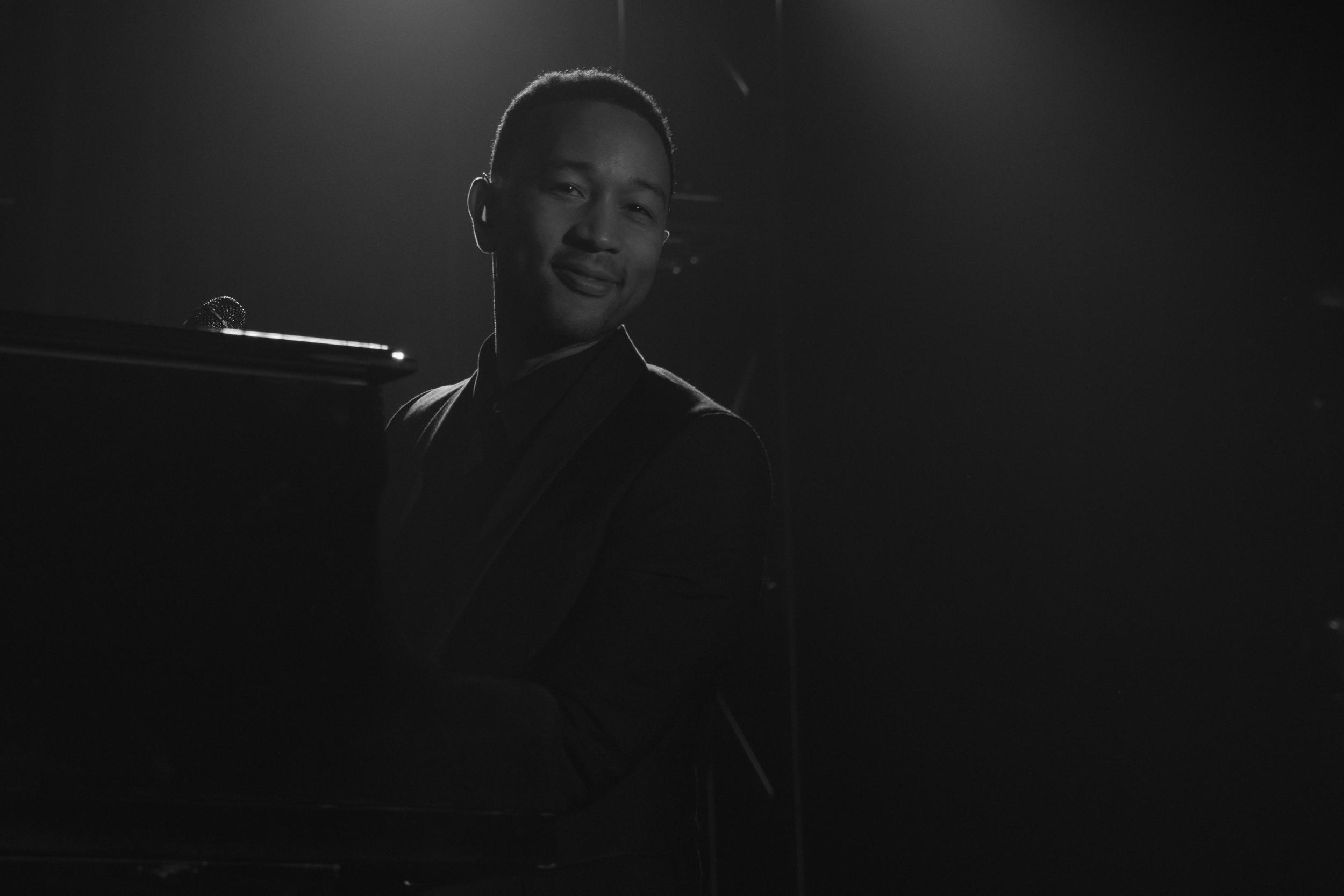 John Legend // Starwood Preferred Guest