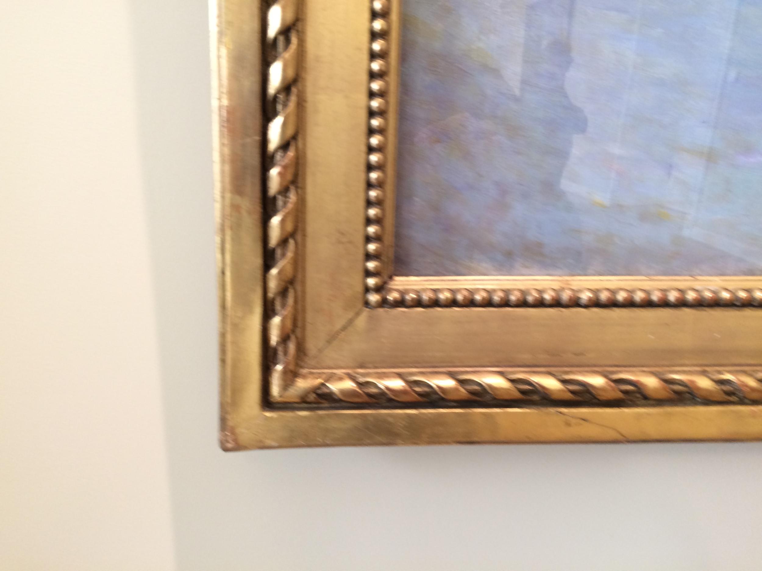 "Рис.11б Клод Мане ""Мост Ватерлоо. Эффект тумана"", 1903"