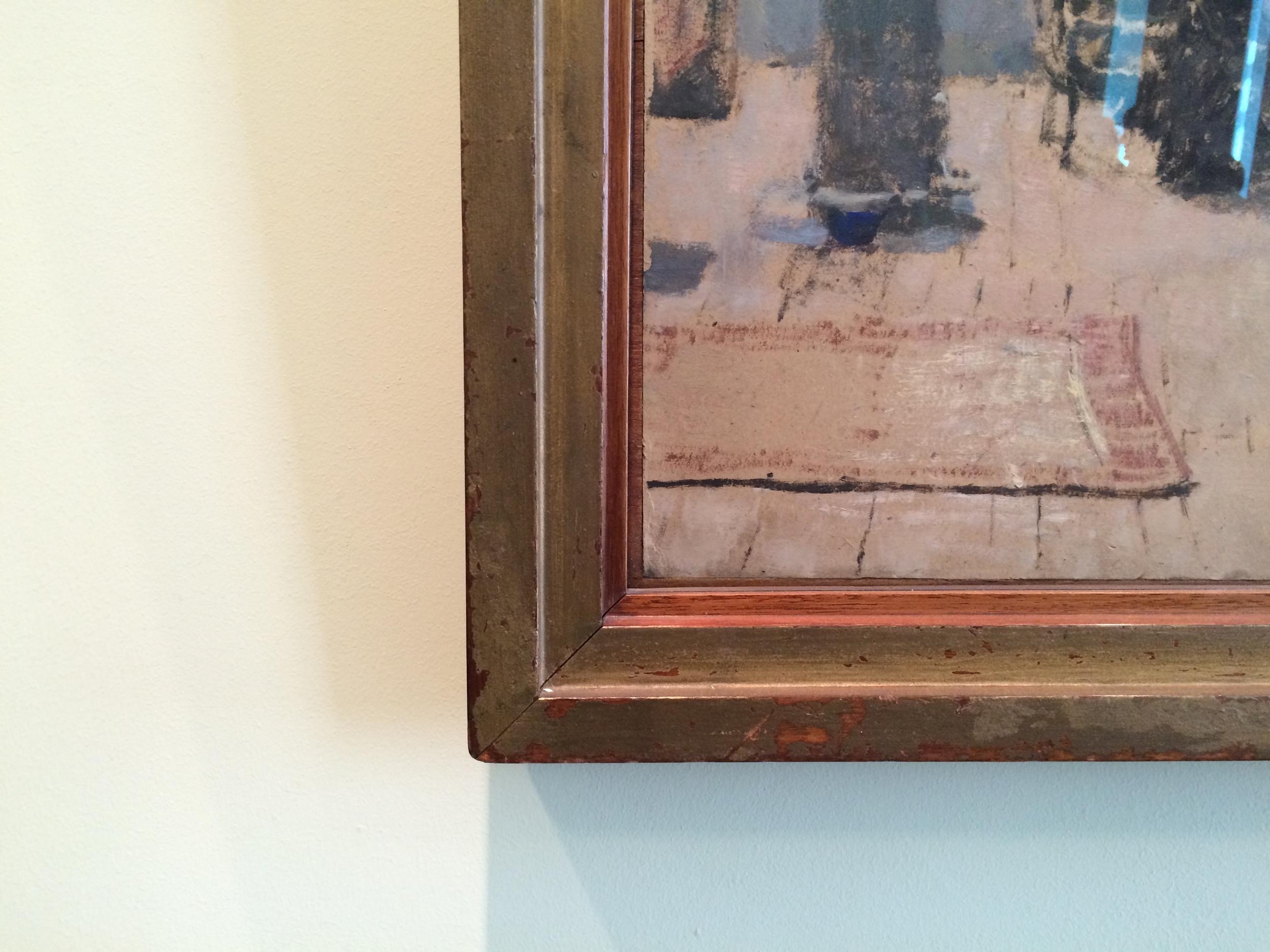 """Рис. 15бЭдуард Вюйар """"В комнате. Релэ"""" (1889)"""