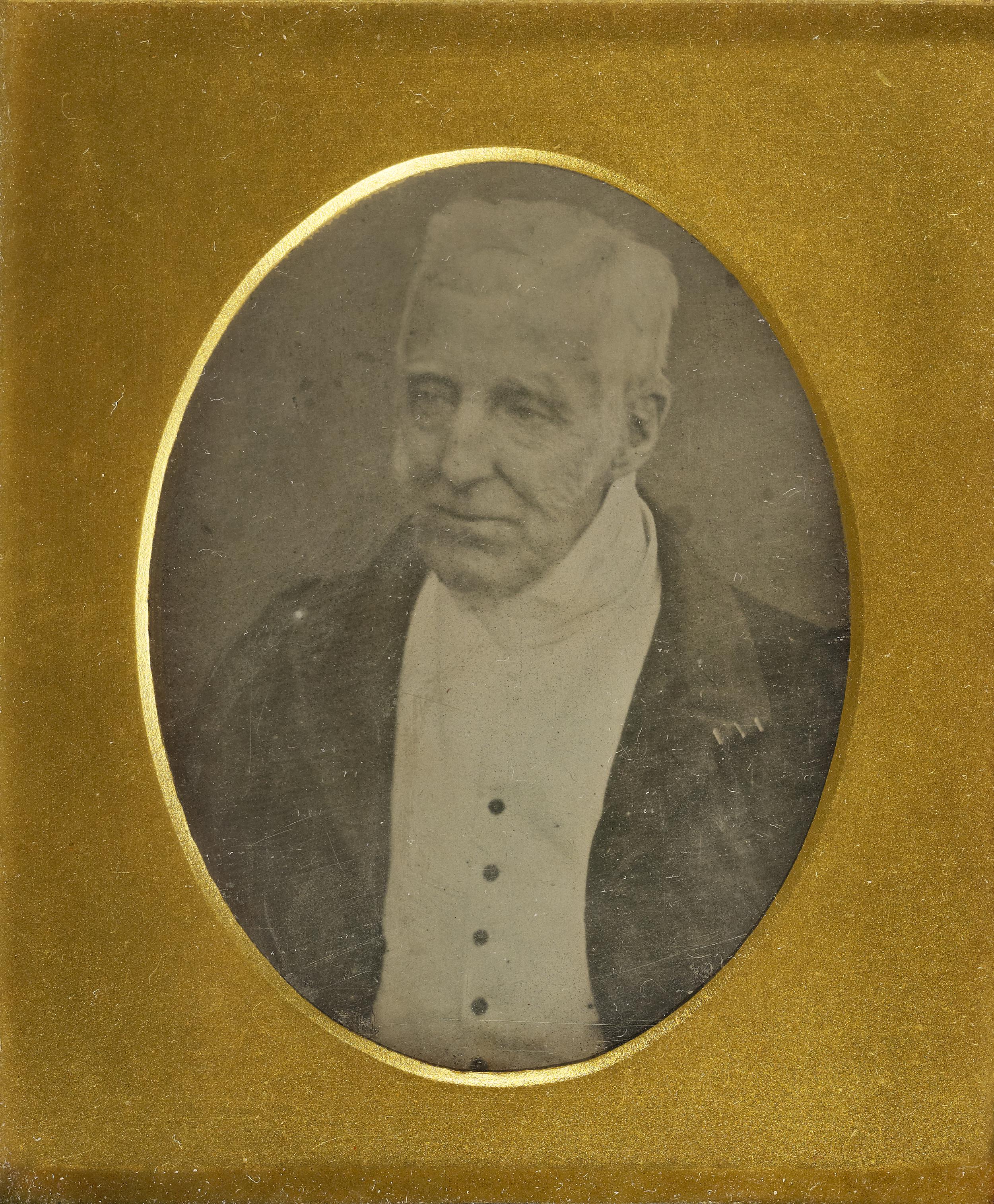 """Рис.25 Antoine Claudet """"Портрет герцога Веллингтона"""", 1844 г."""
