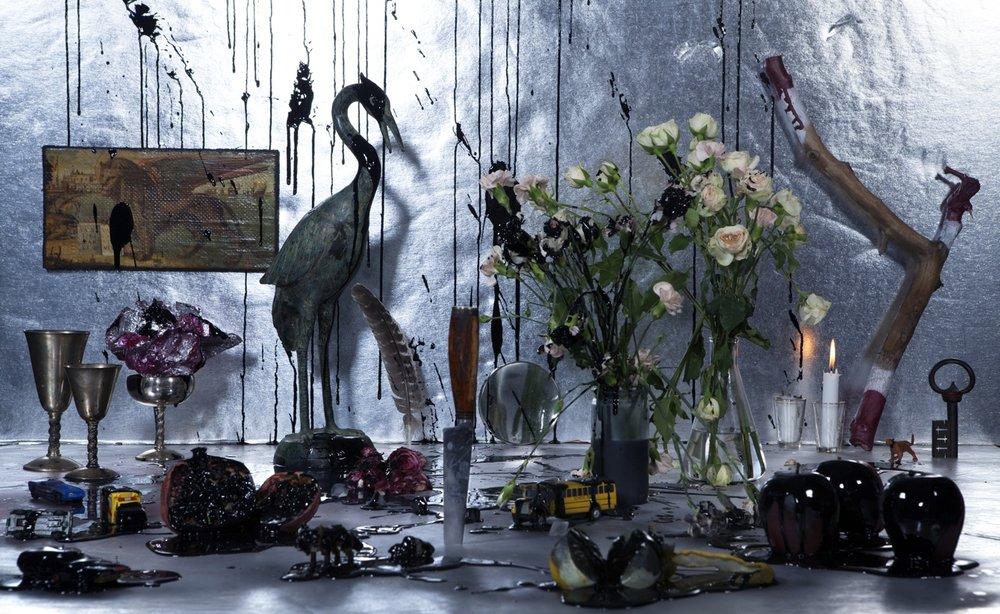 """The Exit Fairytale of Suicide"",""Haunt"" Fine Art Photograph, 1/5 +1AP, Courtesy of the artist."