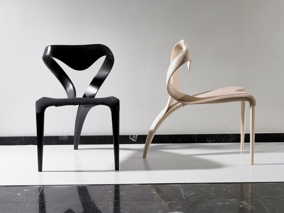 Enignum VII Chair– image by Andrew Bradley