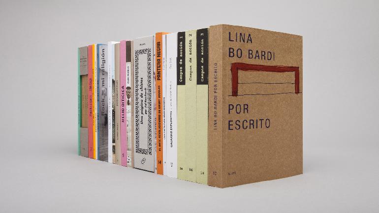 Alias art publications, 2019 ; courtesy Friends with Books, Berlin.