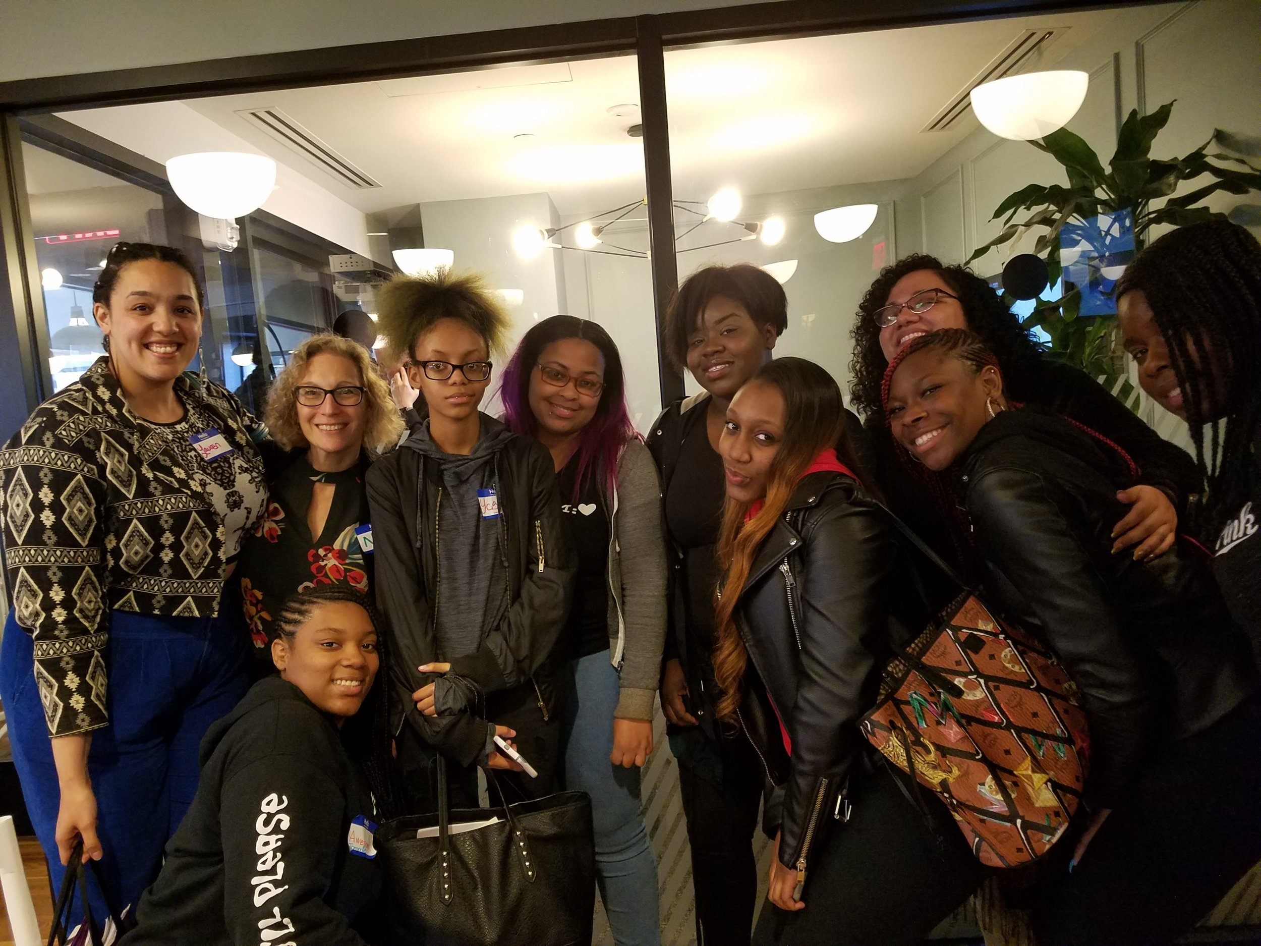 Young Women's Leadership Program of Metropolitan Diploma Plus High School