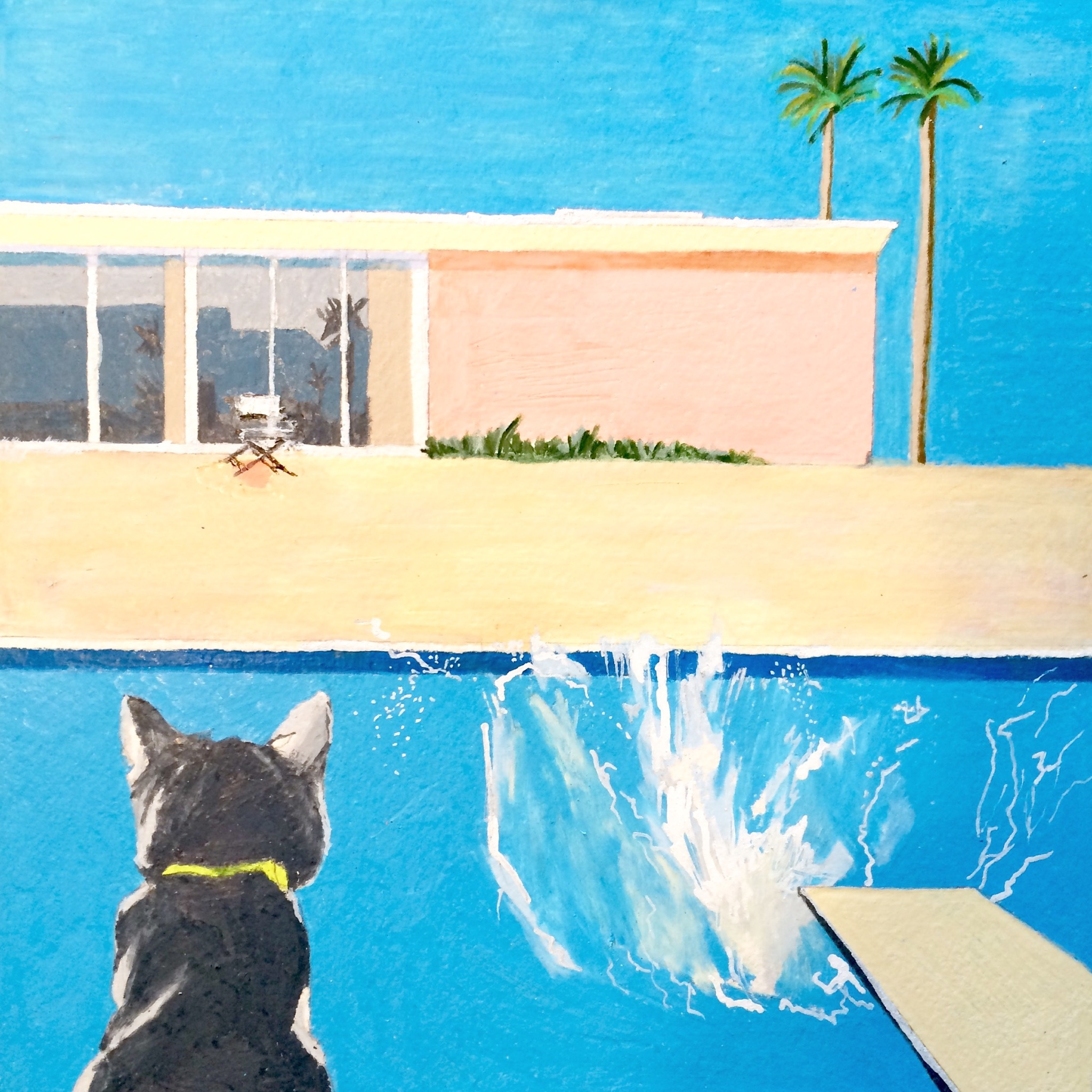 Hobbes (and Hockney) no. 8