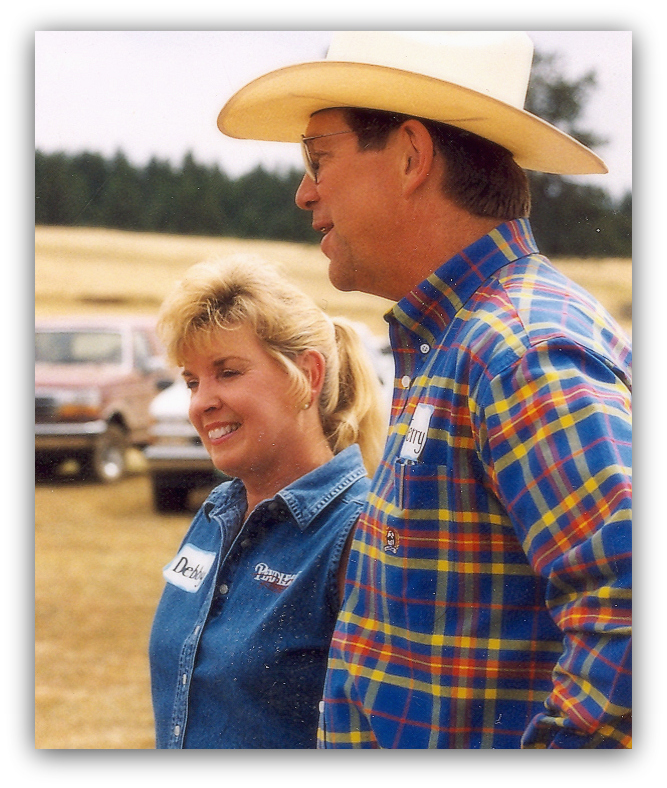Terry & Debby Anderson