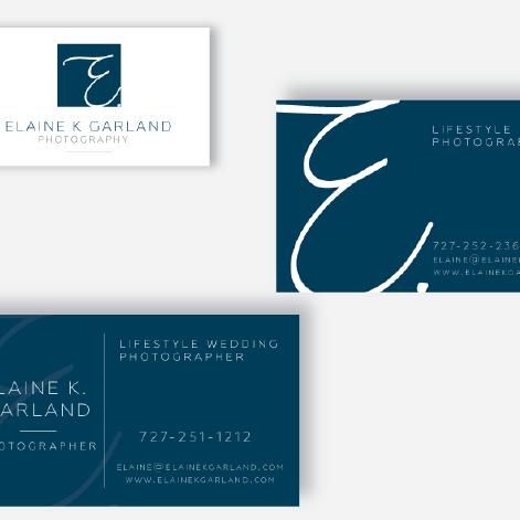 ELAINE K. GARLAND - BRANDING AND PRINT DESIGN