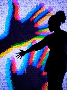 Image from  exploratorium.edu