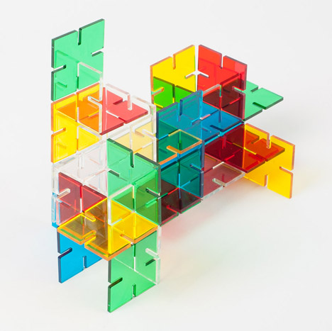 Playplax, Patrick Rylands, 1966. Image from  systemsproject.co.uk