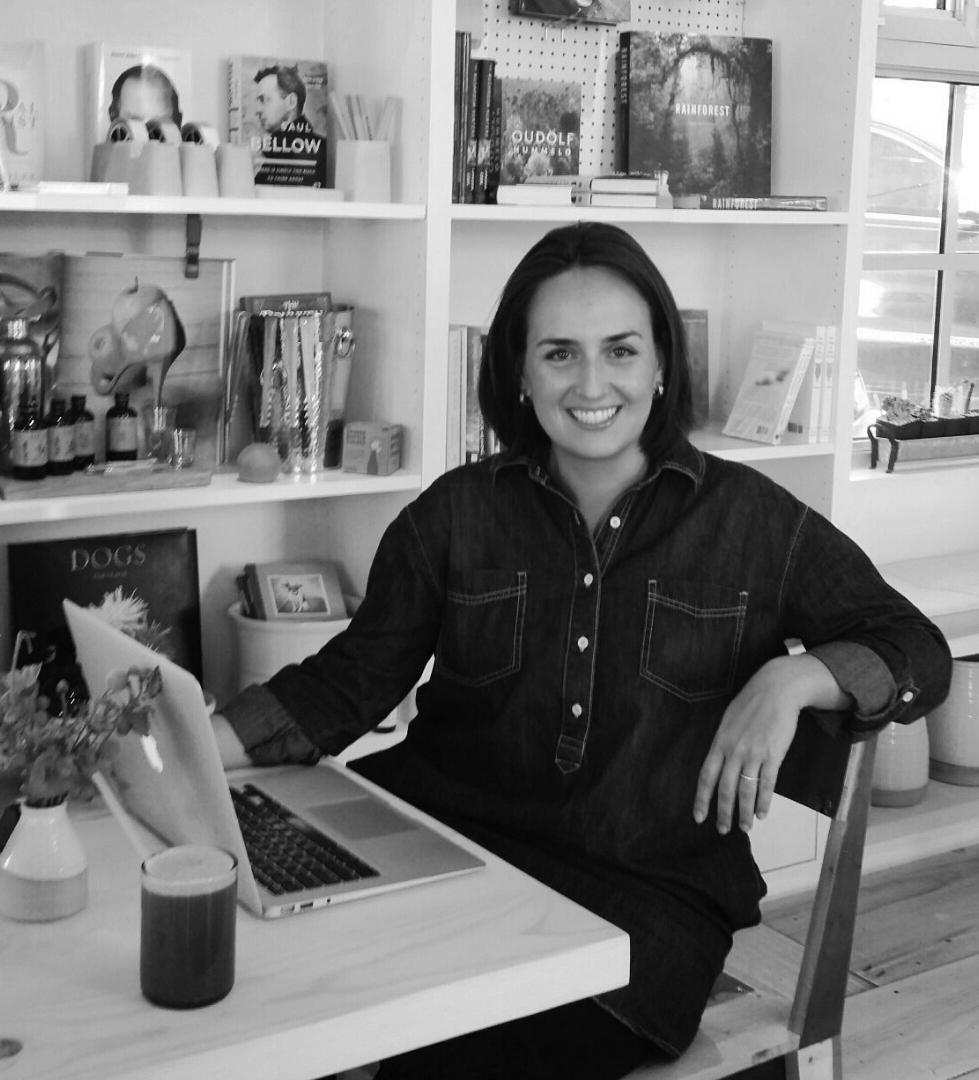 ANDRIANA KERTZER   FEATURES WRITER