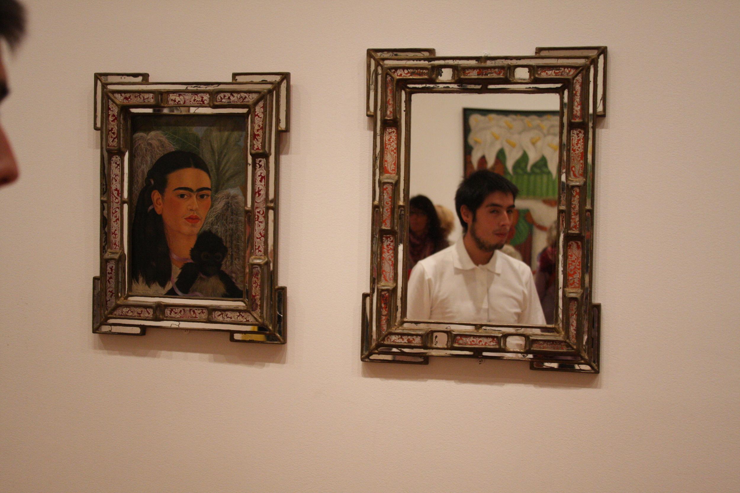 Frida's Flow.Portrait. 2012