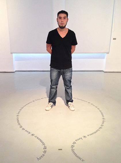 ARTIST WAITING PUBLIC
