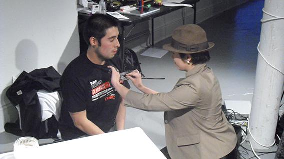 HELLO MY NAME IS YOKO ONO    2012     Grace Exhibition Space. NYC. USA .