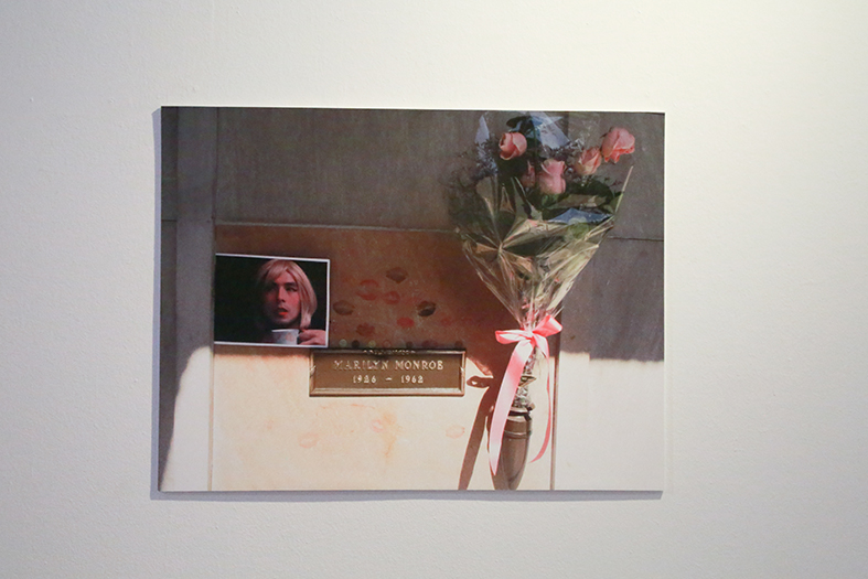 MARILYN MONROY:    IN-CORPORIS POST-MORTEM     Photography by Isaura Contreras  2012