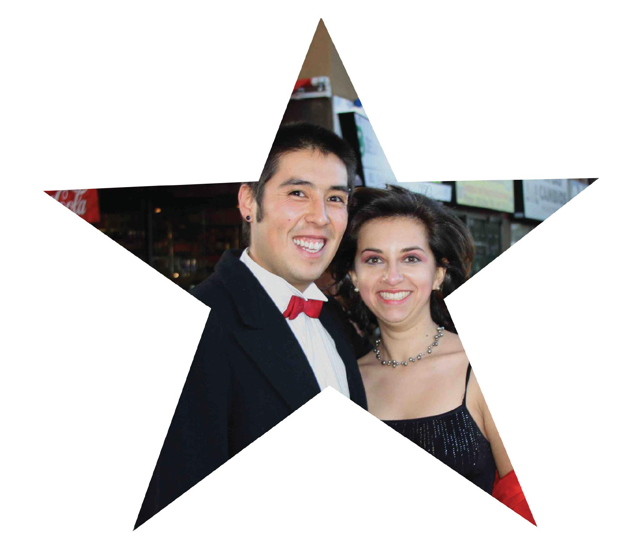 El show de las Estrellas with Laura Pardo      2010