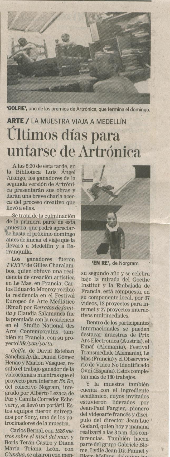 Artronica El tiempo.jpeg