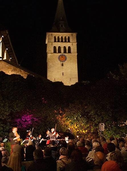 one charming night - Biennale Sindelfingen 2015