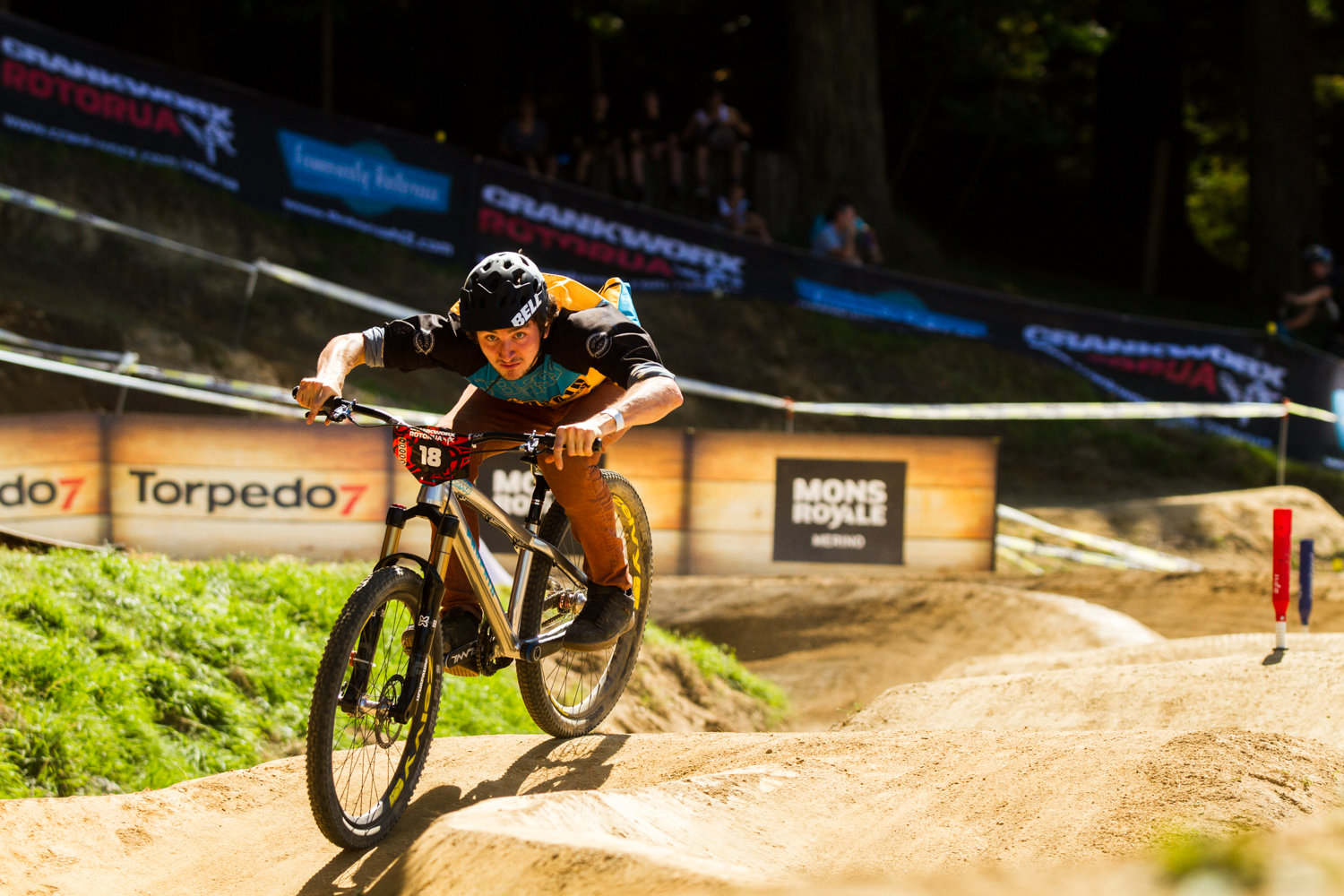Phil Atwill for Propain Bikes