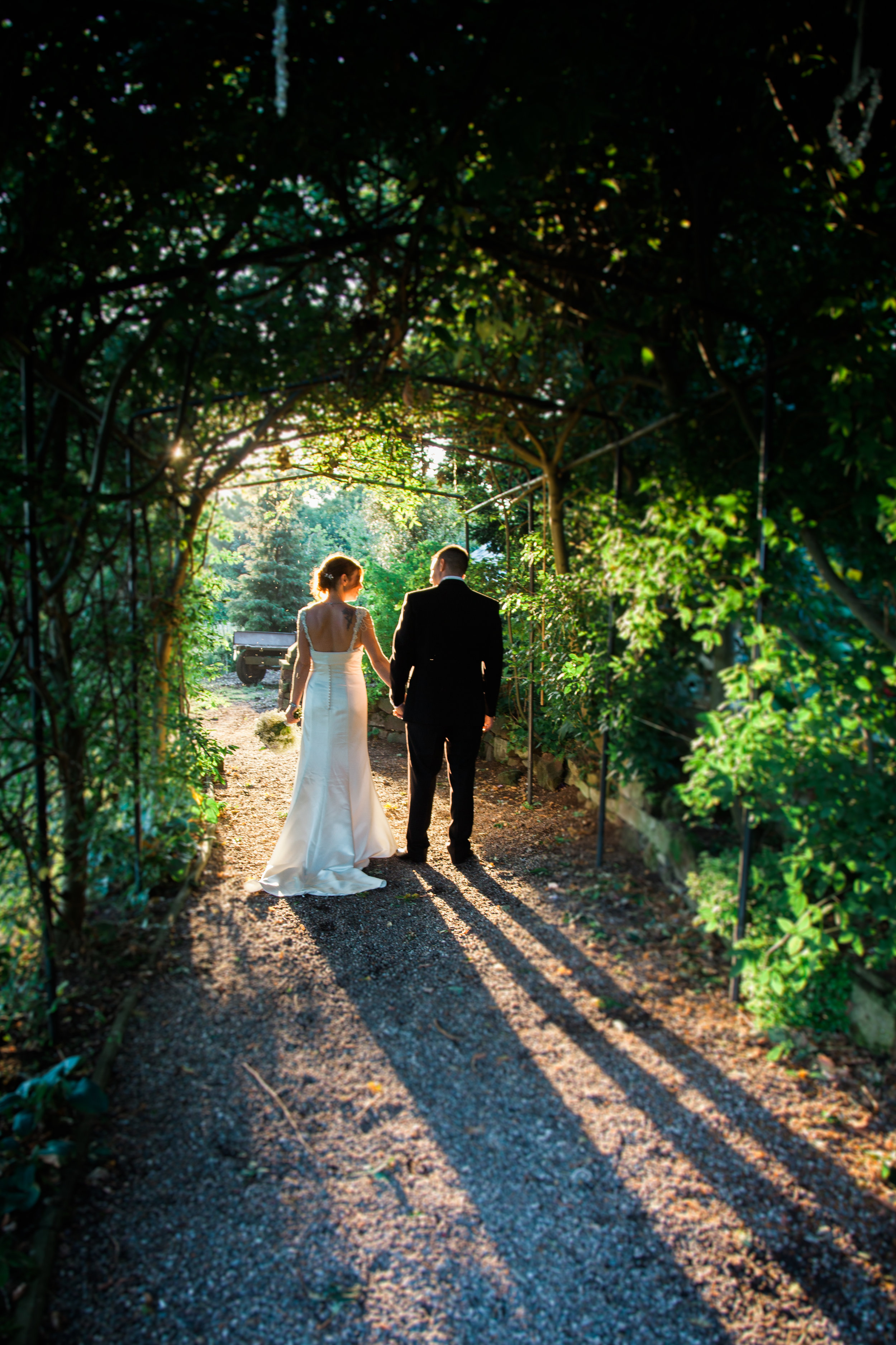 Rachel and Rick - Willington Hall wedding, Cheshire.