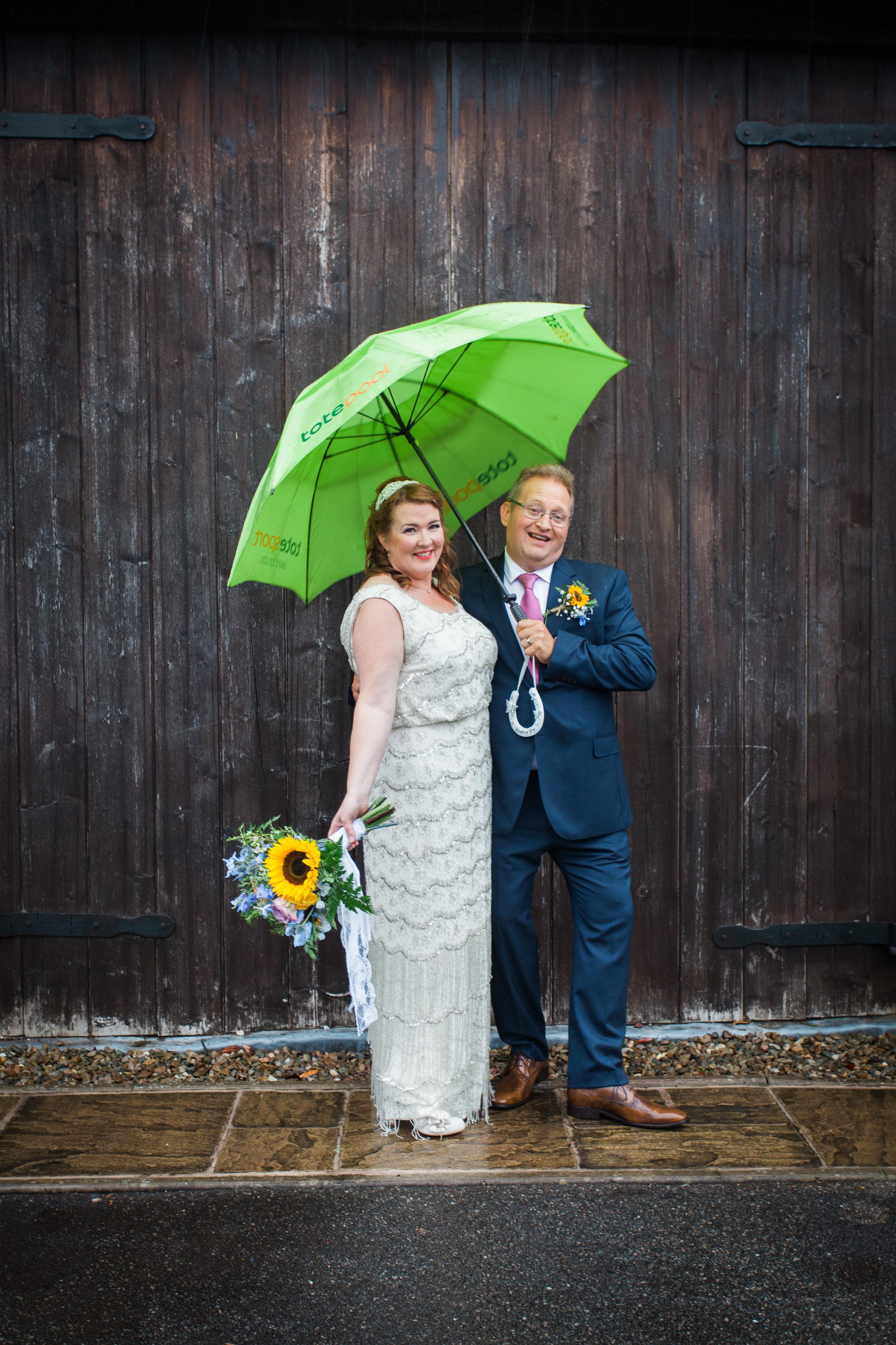 Matthew and Carol - Wedding at The Plough, Eaton.
