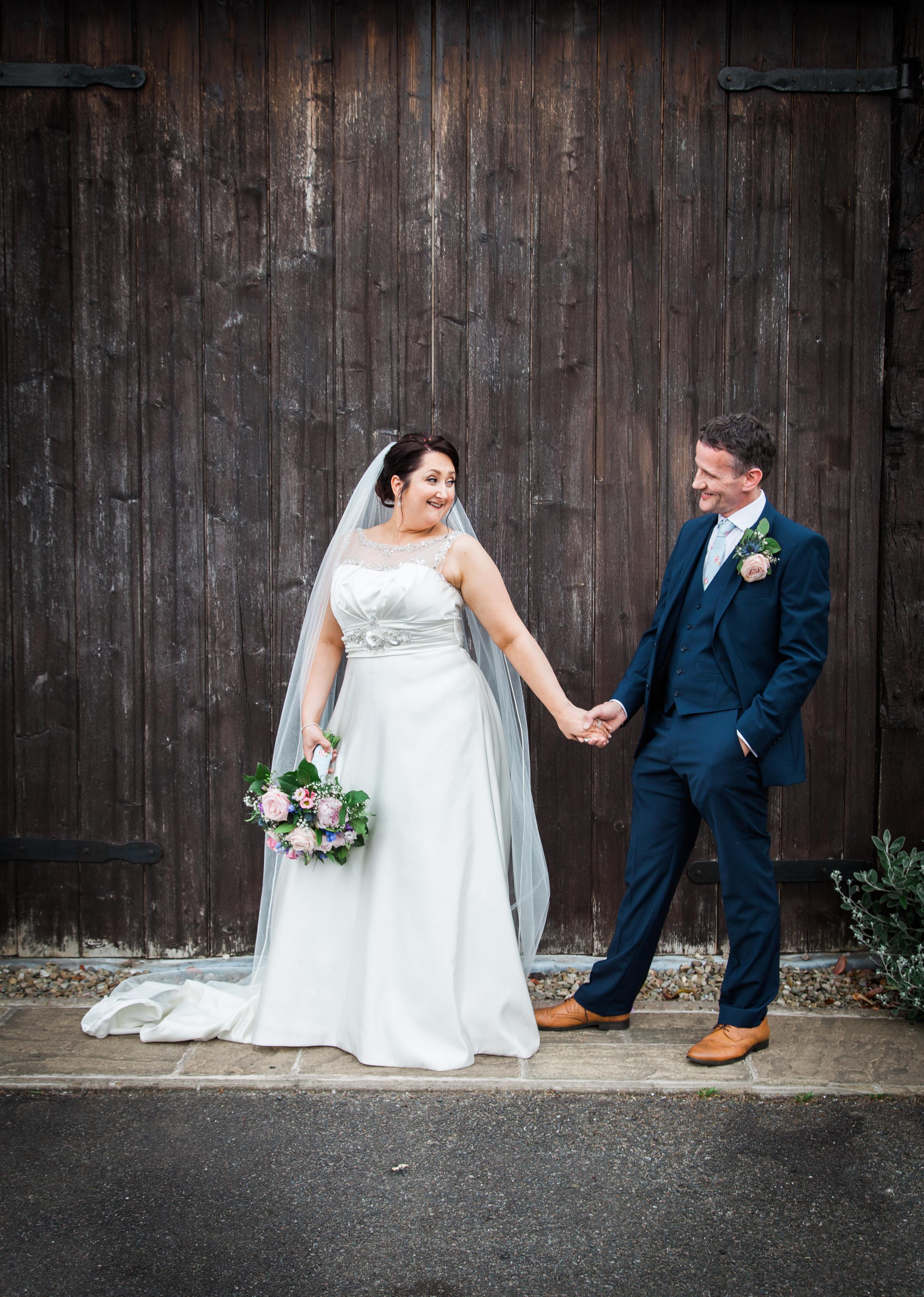 Caroline and Dave - Congleton Wedding, The Plough.