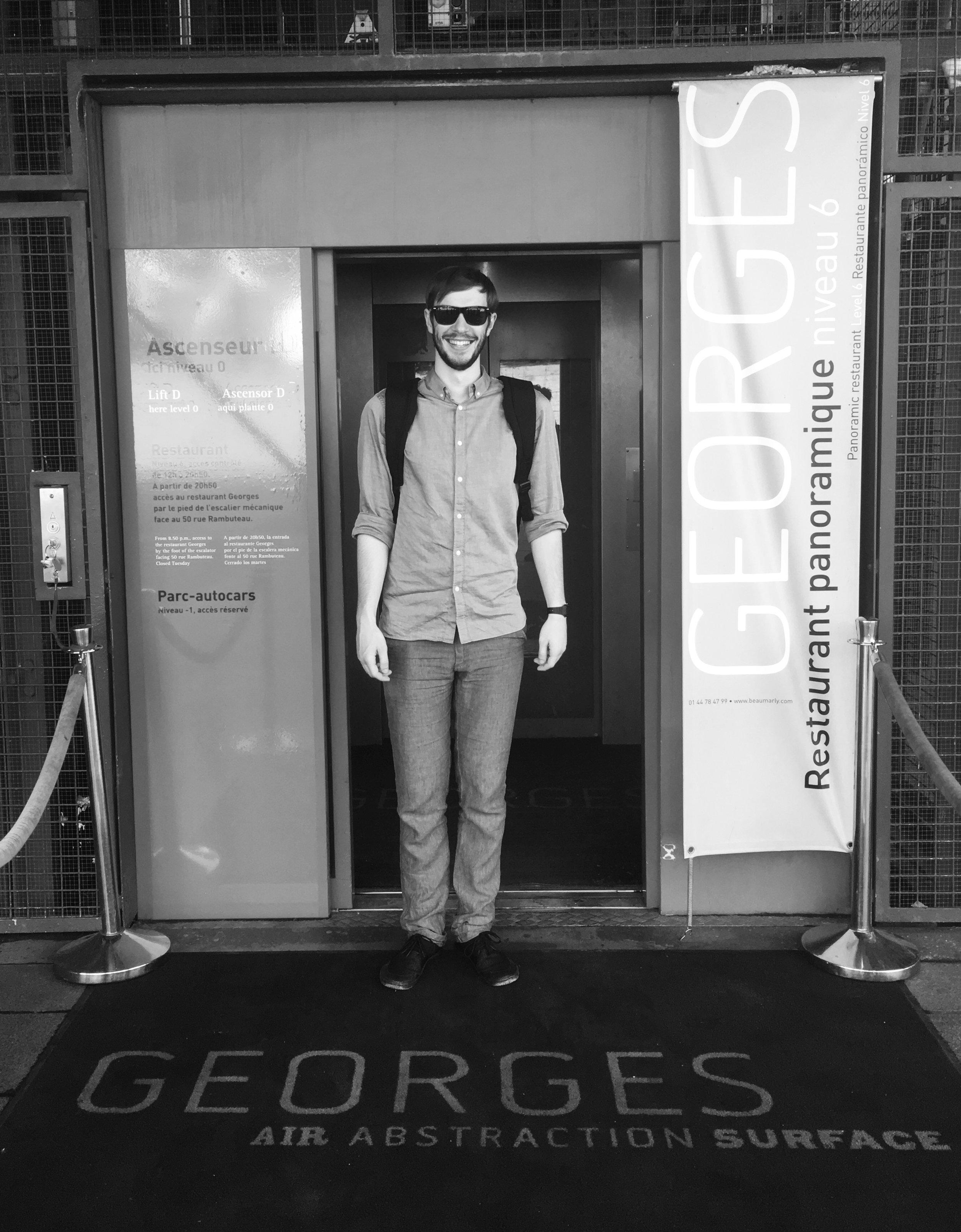 George Sunderland -