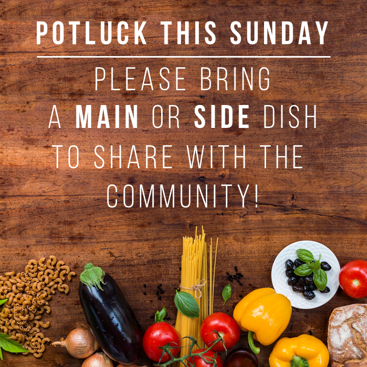 Potluck this Sunday.png