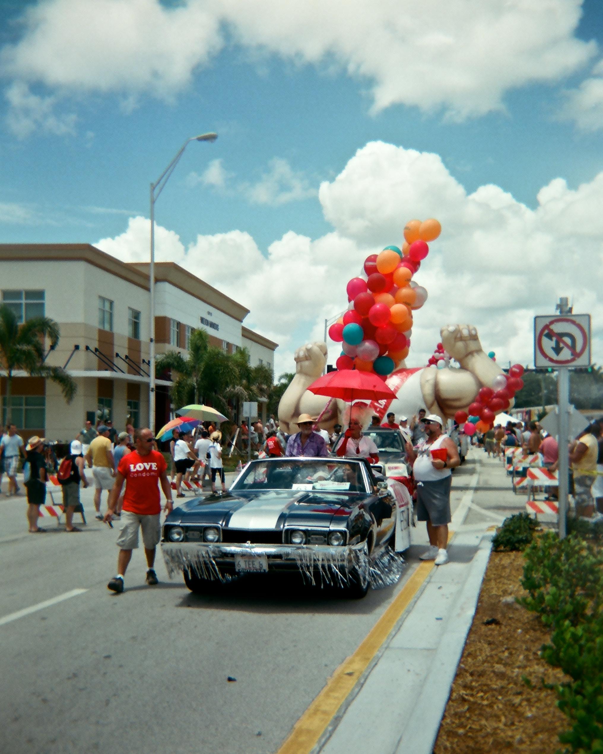 Parade My Way