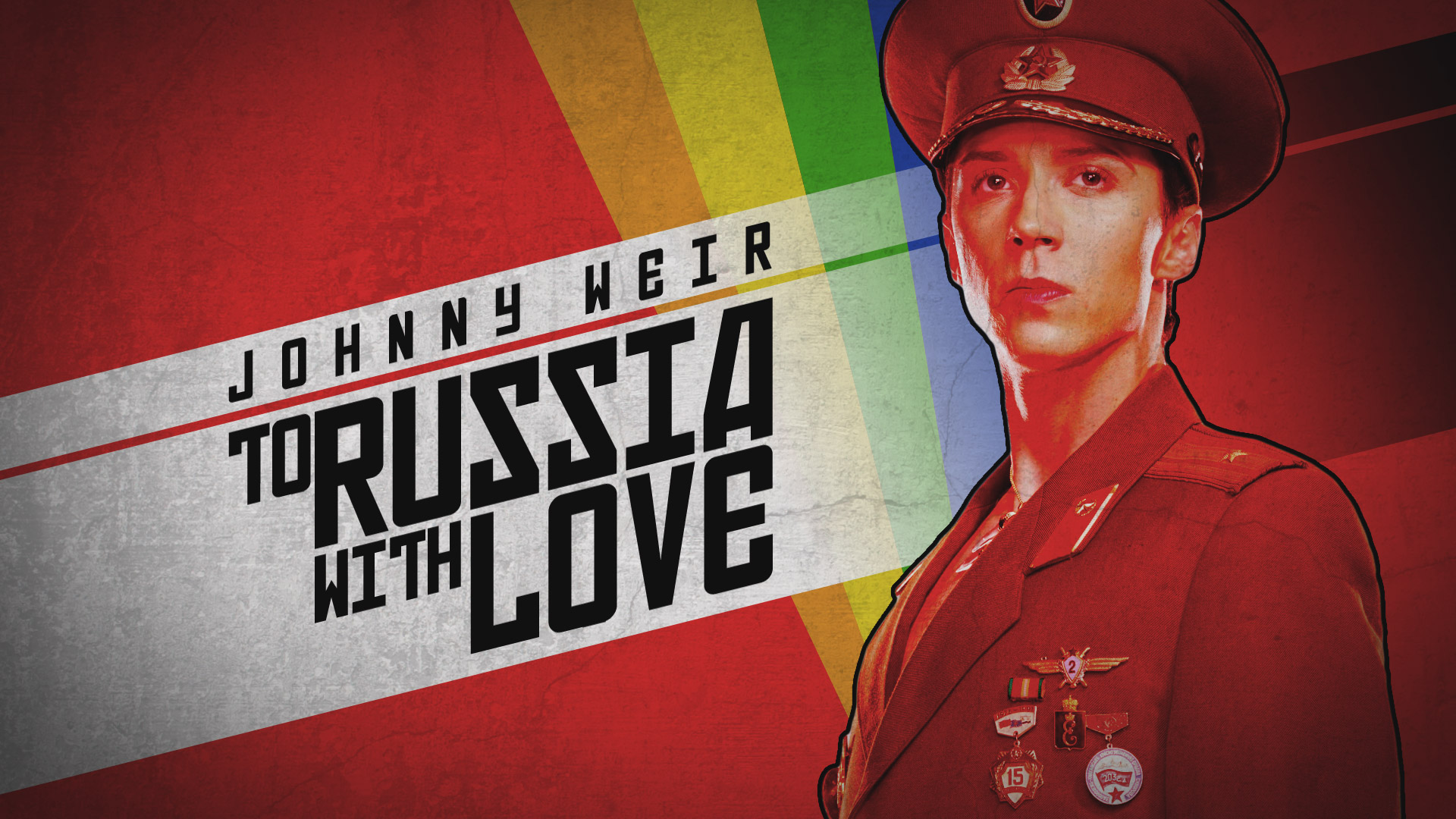 FROM RUSSIA WITH LOVE<br><i>Promo</i>
