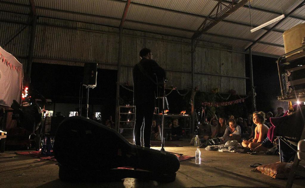 Jack Carty hosted by Nicola in Kununurra, WA