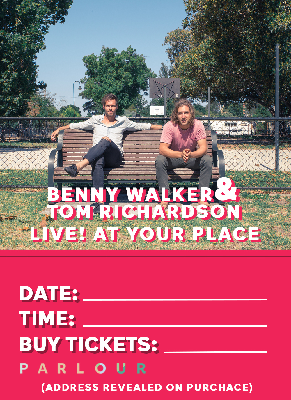 Benny Walker & Tom Richardson poster.jpg