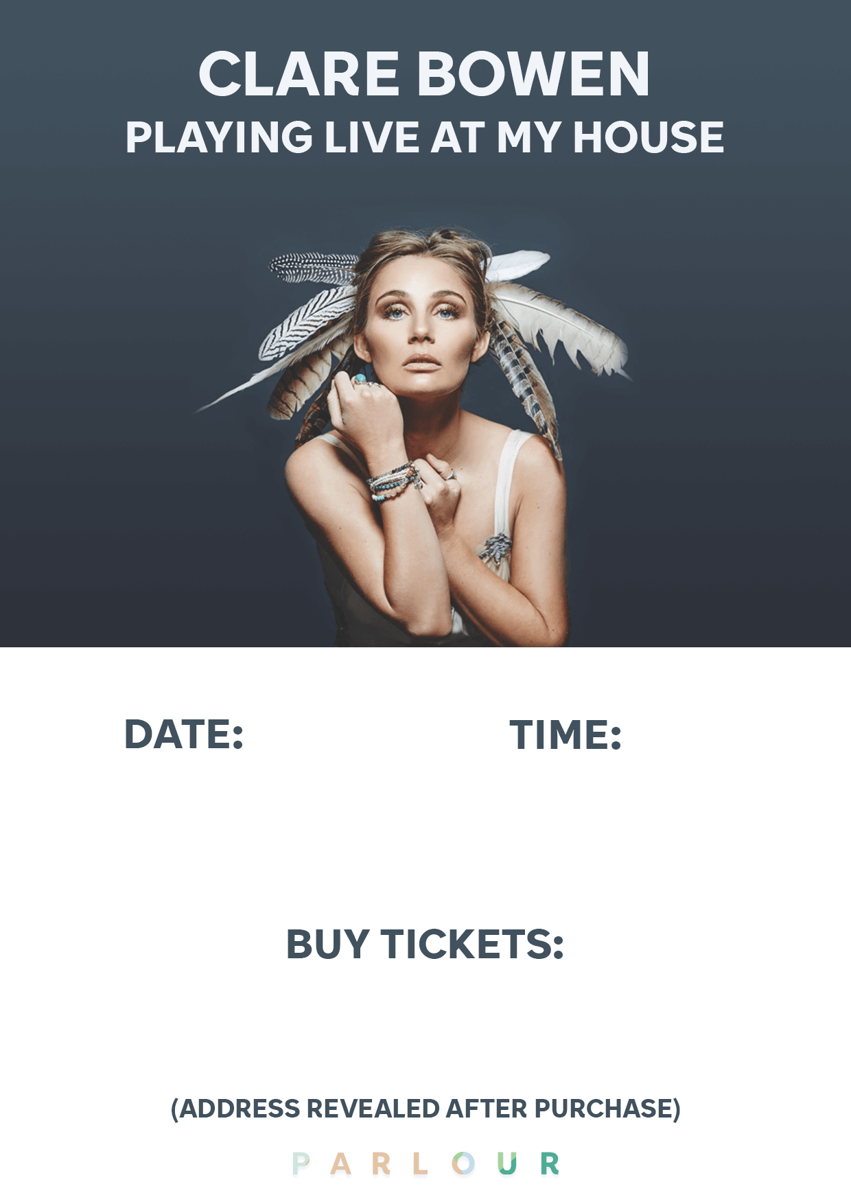 Clare Bowen Host Poster.png