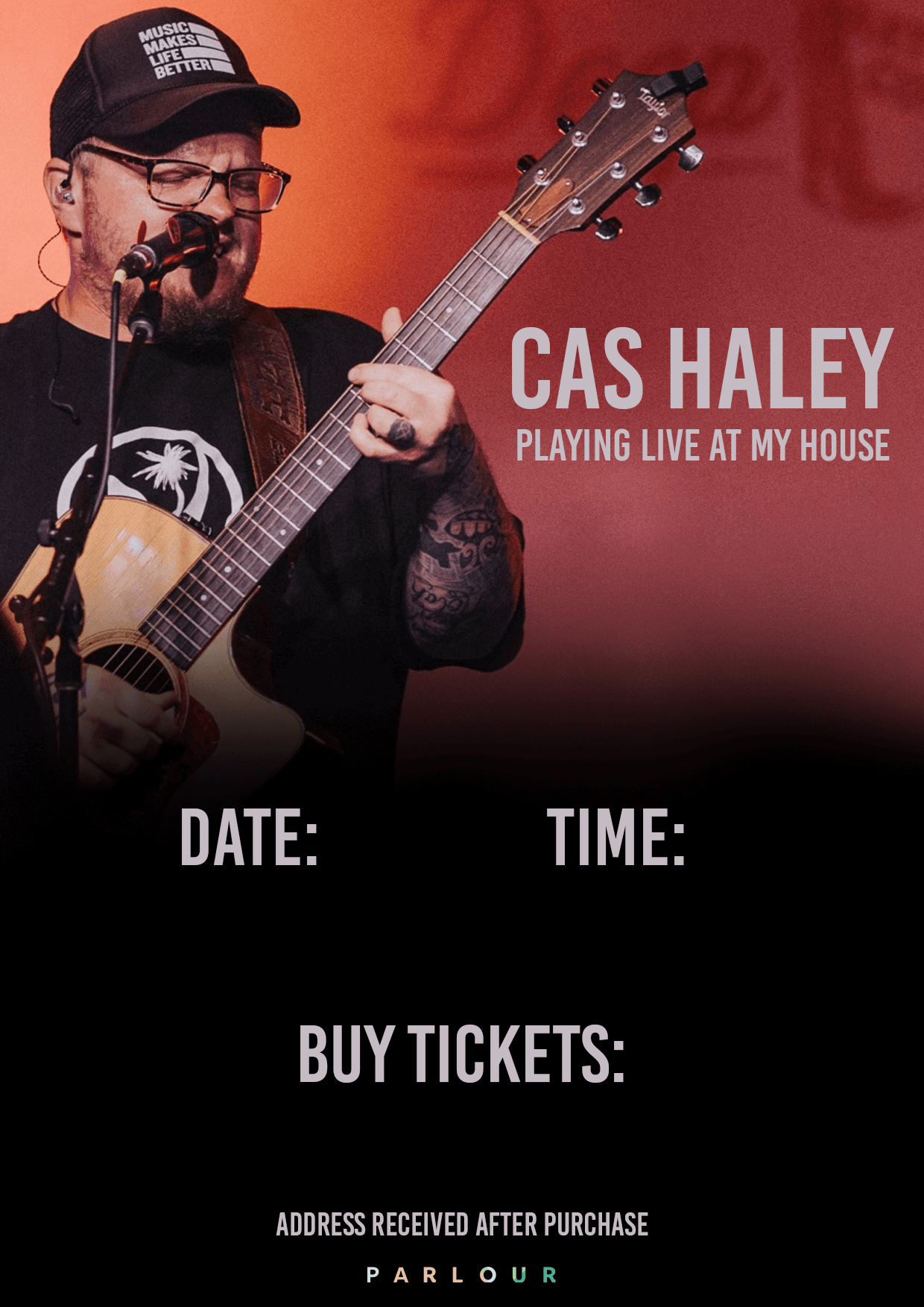 Cas Haley Host Poster.png