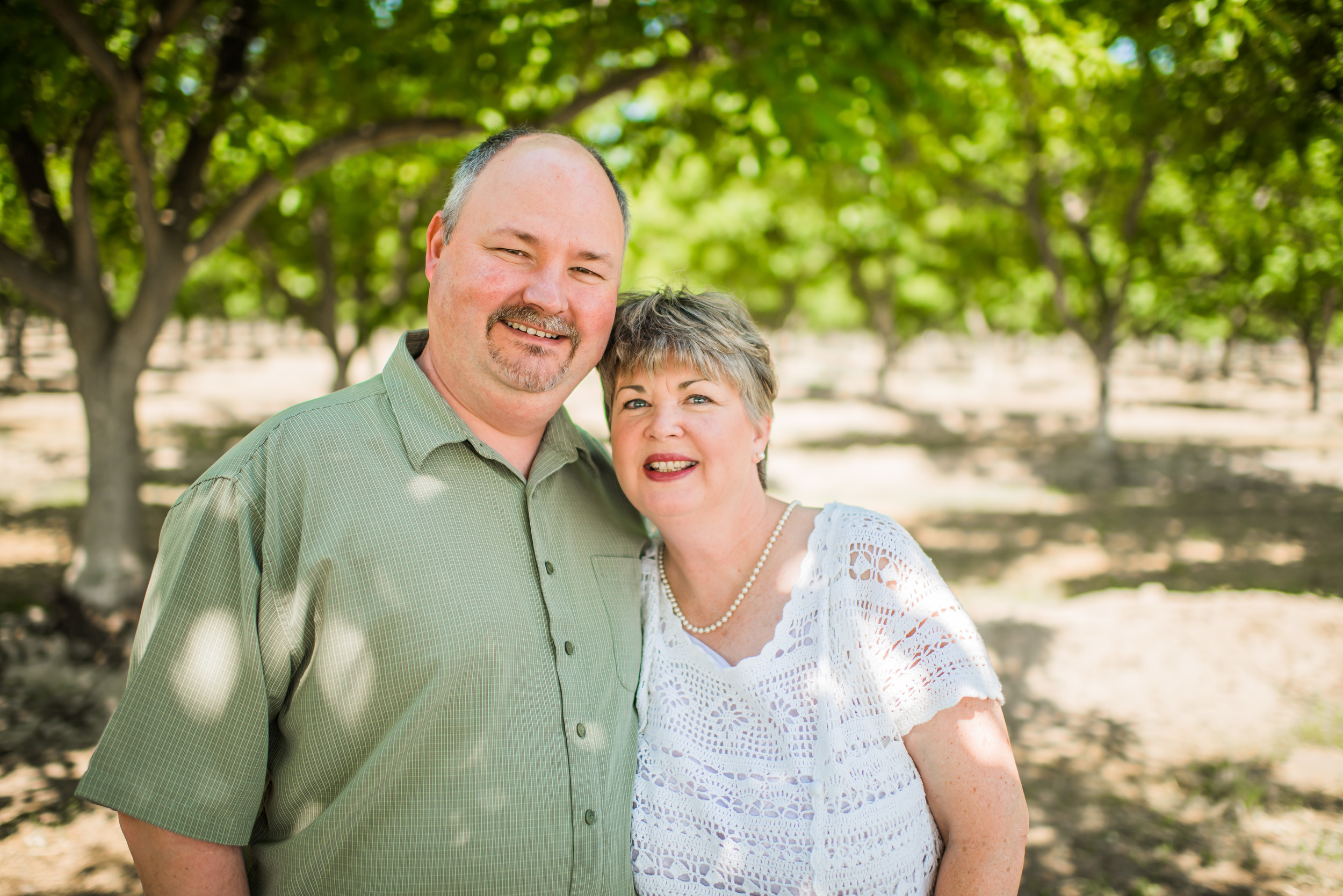 Greg and Patricia Thompson