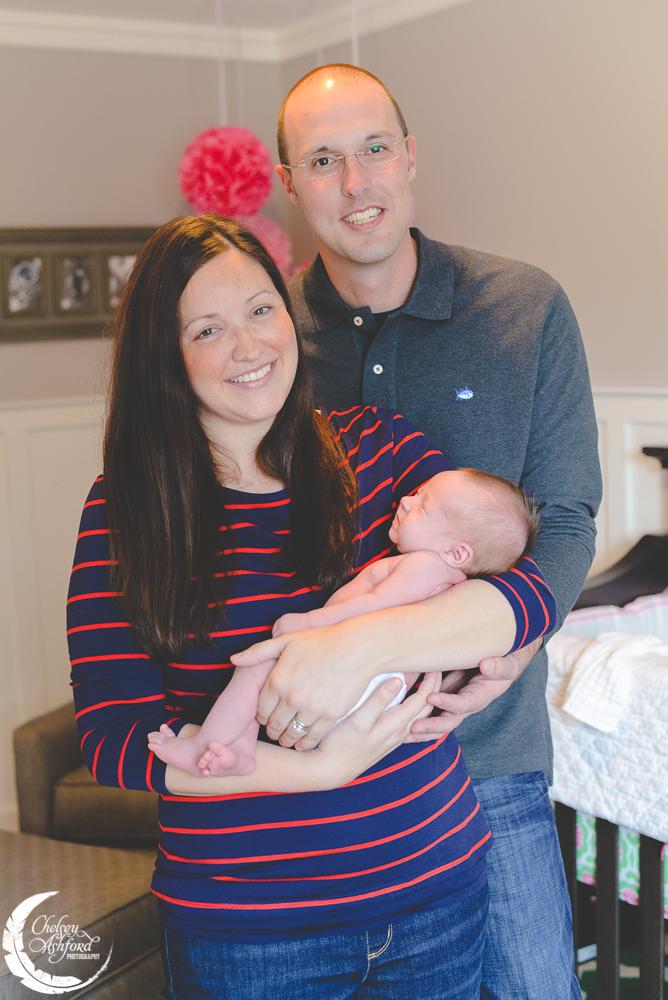 Lifestyle Newborn, Chelsey Ashford Photography.  www.cmaphoto.co
