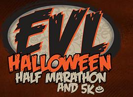 EVL Haloween Half Marathon & 5K