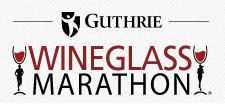 Wineglass Marathon and Half Marathon, October 4-6, 2019, Corning NY