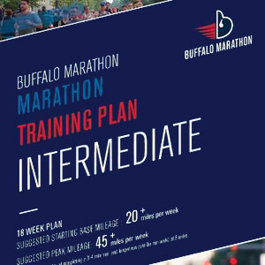 Marathon Intermediate Training Plan
