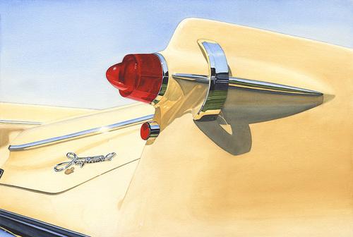 Dan McCrary Automotive Fine Artwww dmccraryart com