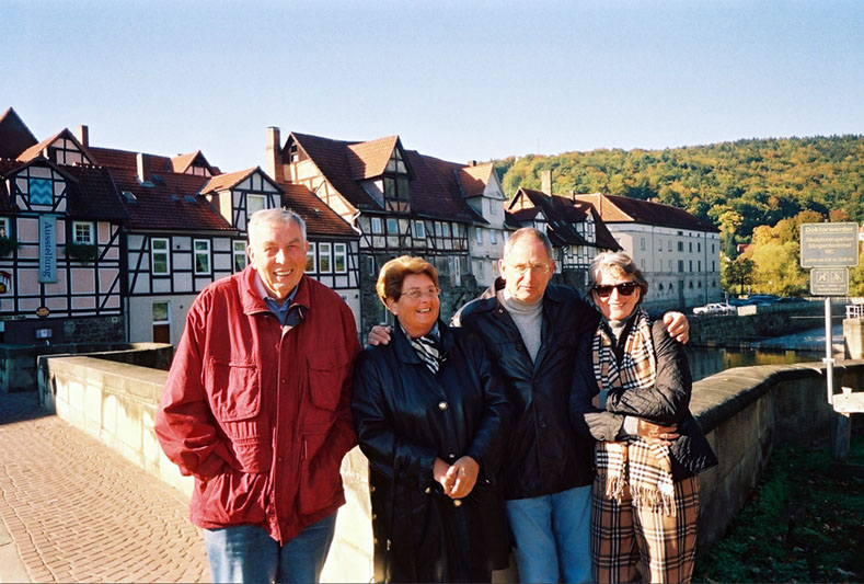 Scheffler Siblings in Hannoversch-Münden, Germany