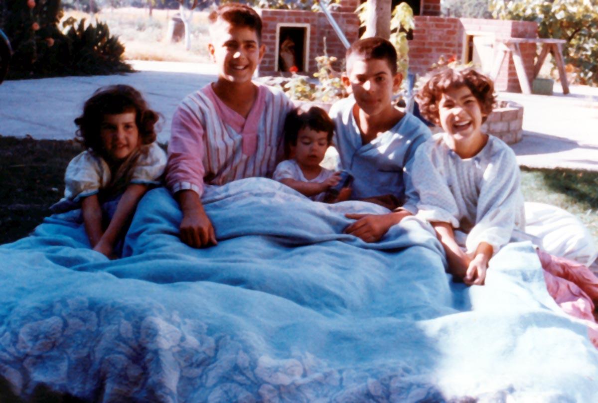 Nephi & Leola Hacken: Children
